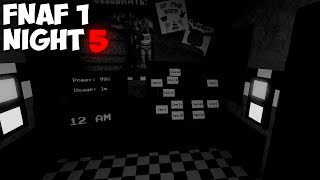 FNaF : Support Requested - Fnaf 1 [Night 5!] - Roblox #7