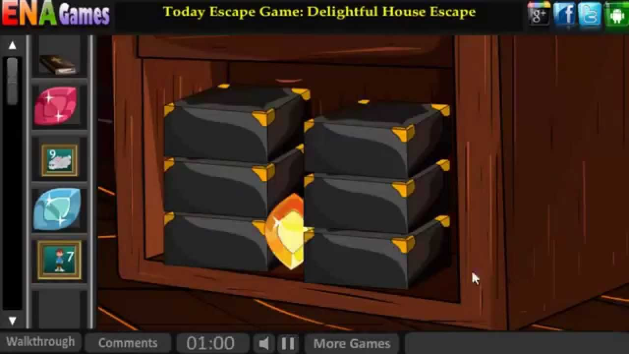 Photos house escape walkthrough youtube for Minimalistic house escape 5 walkthrough
