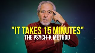 "Rewrite Your MIND (40 Million Bits/Second) | Dr. Bruce Lipton ""It Takes 15 Minutes"""