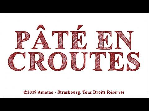 Youtube: Pâté en Croutes – AGUIRRE ft. I.N.C.H, LOFTY, KATOM, O'SABIO & KRO (Prod: I.N.C.H & Aguirre)