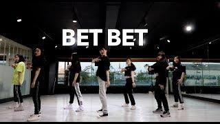 MIND DANCE(마인드댄스)  방송댄스(K-pop Dance Cover) | 뉴이스트 - BET BET