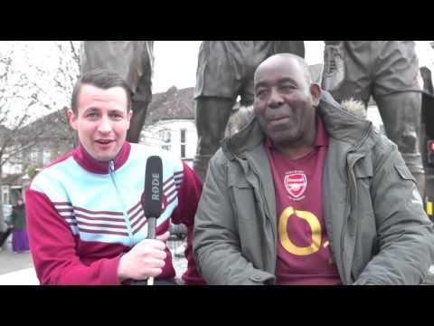 Arsenal Fan TV's Robbie Says 'Andy Carroll bullied us'