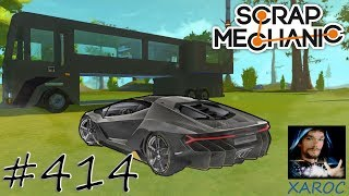 "Video Scrap Mechanic ""Xaroc baut: Lamborghini Centenario Teil 1"" #414 🐶 deutsch / german download MP3, 3GP, MP4, WEBM, AVI, FLV Desember 2017"