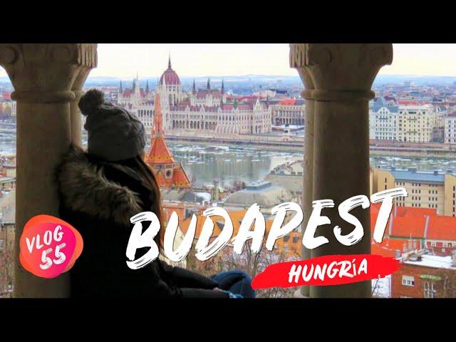Qué ver en Budapest 👀🇭🇺 Día 1