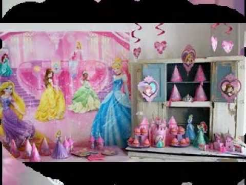 princess party diy Kaysmakehaukco