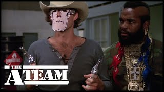Murdock Is The Range Rider   The A-Team TV Series