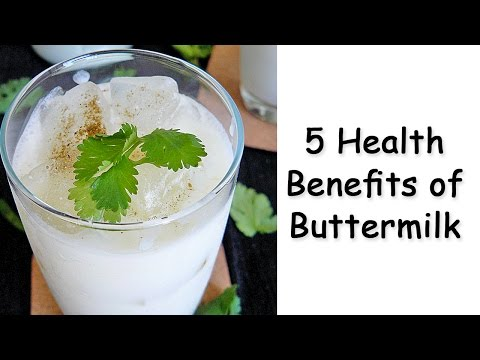 5 Health Benefits Of Buttermilk By Sachin Goyal @ ekunji.com