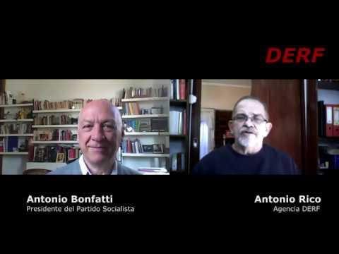 Antonio Bonfatti: Es momento de aportar y de ser solidarios