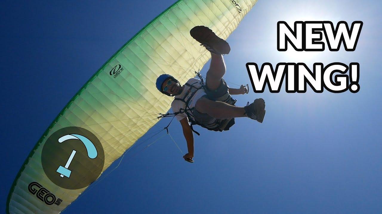 Blue SkyBean SkyDrop Vario Lightest GPS Variometer: Paragliding Hang Gliding