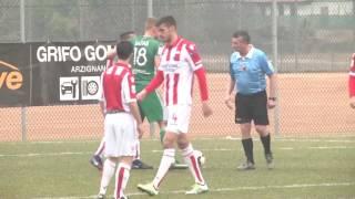 Виченца (Италия) - Терек -1-1. Обзор матча