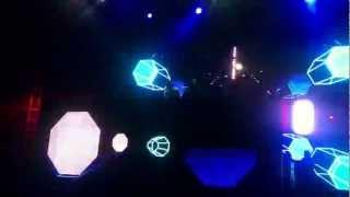 David Guetta ft. Akon - Crank It Up Live, Pune