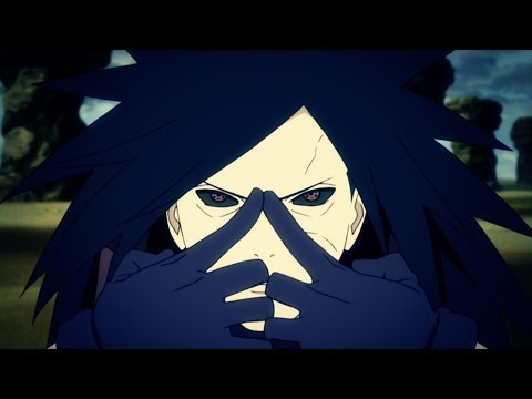 Madara Uchiha Edo「AMV」Power of Uchihas - Ep 322 Naruto Shippuden (HD)
