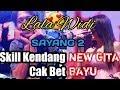 Cover Kendang Cak Robet - Sayang 2 - Lala Widi - New GITA BAYU