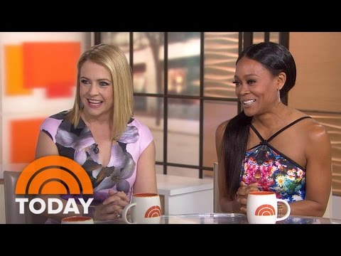 Melissa Joan Hart And Robin Givens Talk About The Draw Of 'God's Not Dead 2' | TODAY