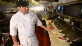 OUTRAGEOUS!  Blue Collar Restaurant Miami Reuben Burger and Cuban Sandwich Burger recipes