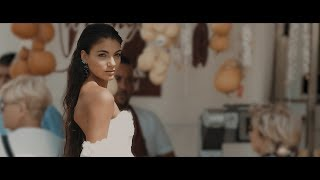 Shooting Atelier Tortorella - COLLEZIONE SPOSA 2019 - VIDEO BACKSTAGE
