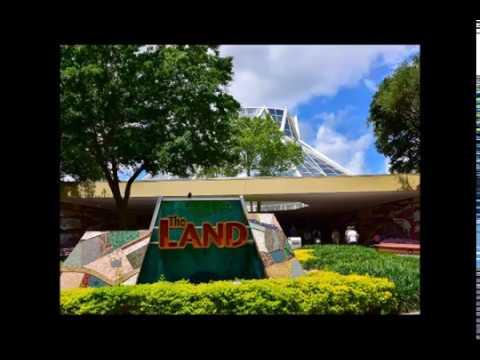 The Land Pavillion   Exterior Area Music Loop   EPCOT Center Background Music