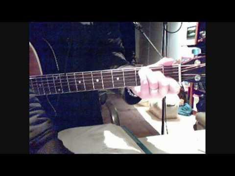 He Kakano Ahau Guitar lession