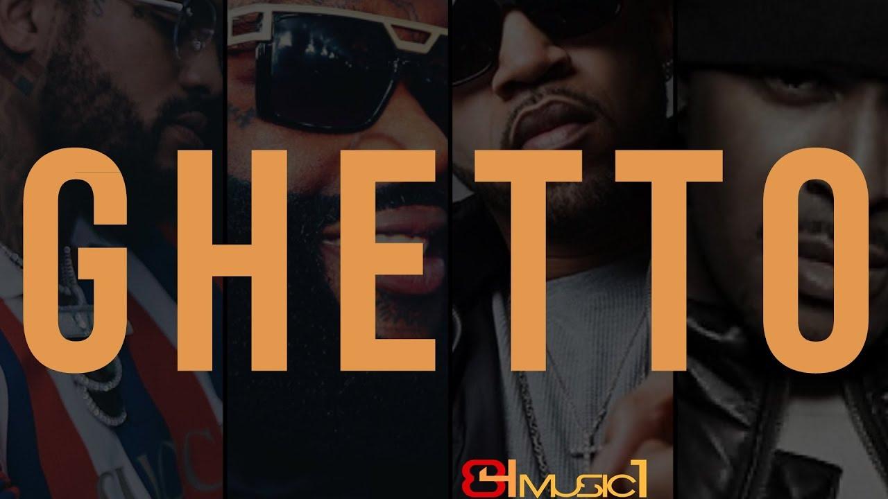 Ghetto - Dipset x Diplomats Type Beat   Rap   Soulful