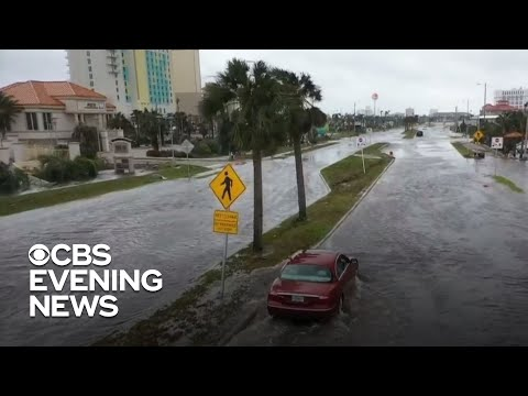 Hurricane Sally makes landfall in the Gulf Coast with heavy winds and dangerous flooding