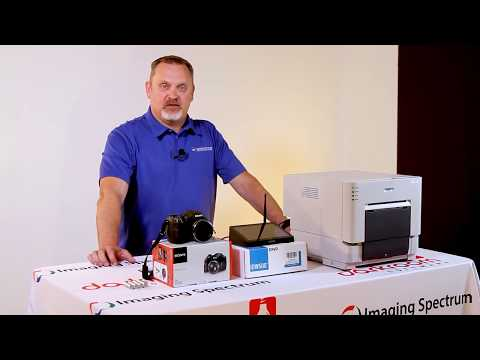 DNP IDW500 Passport and ID Photo Solution - Overview