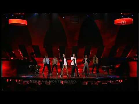 No Name (Serbia & Montenegro) - Zauvijek Moja (Eurovision 2005) HQ