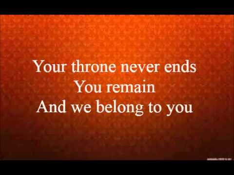 We Are Yours with lyrics