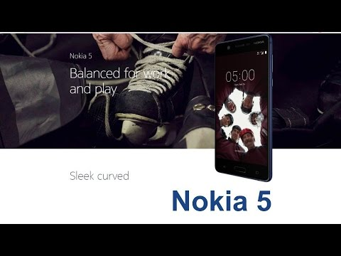 Nokia 5 Launched: Know the Best features, Specifications, and Best