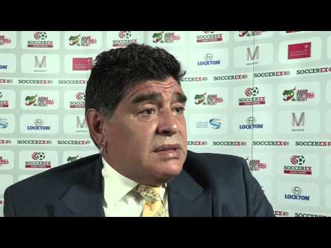 Diego Maradona rips Sepp Blatter to shreds over 2022 Qatar World Cup
