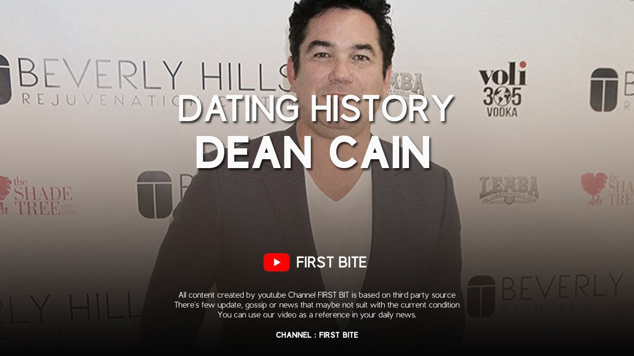 Download UPDATE! Dean Cain Newest Girlfriends List / Dating History