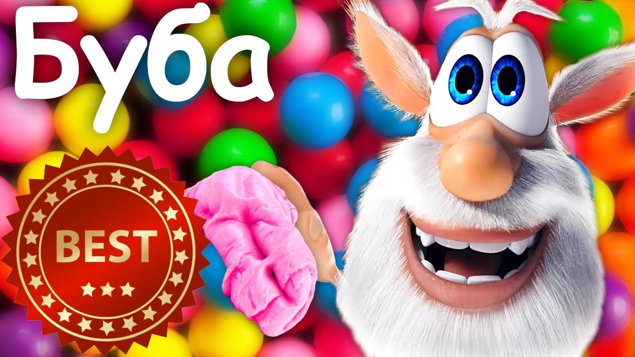Бубa - Лучшие серии подряд от KEDOO Мультфильмы для детей
