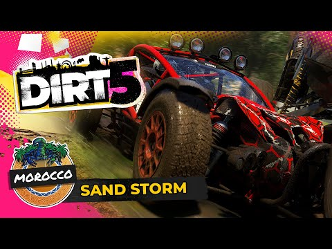 DIRT 5 Gameplay | Racing Through a Morocco Sandstorm! | Xbox Series X, PS5