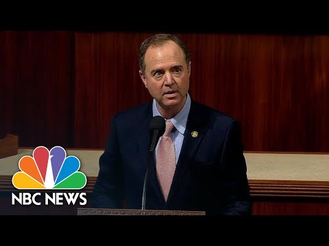 Adam Schiff On Armenian Genocide Resolution: 'We Cannot Be Cowed Into Silence' | NBC News