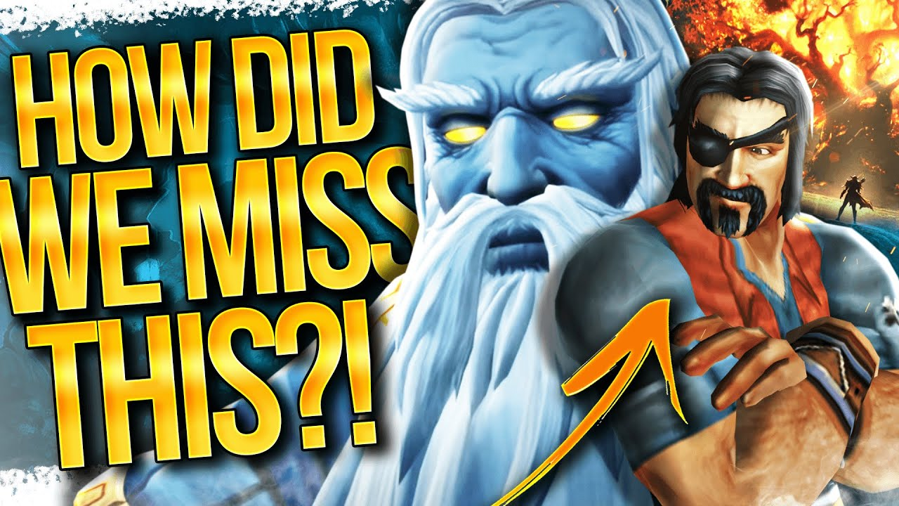 Fine Blizzard, You Win | 17 Years of Hints That We MISSED!