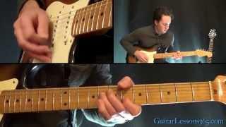 johnny b goode guitar lesson chuck berry chords