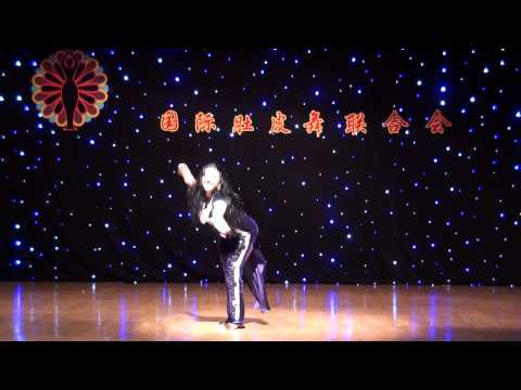Yana Tsehotskaya- Iraqi dance in  China.