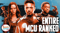 The MCU Ranked (with Avengers: Endgame) | MARVEL REVIEW