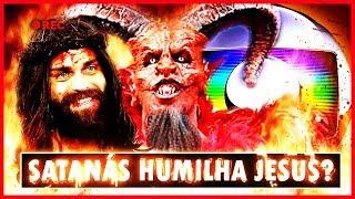 SATANAS HUMILHA JESUS NA GLOBO PURA BLASFEMIA NO CARNAVAL 2019!!!