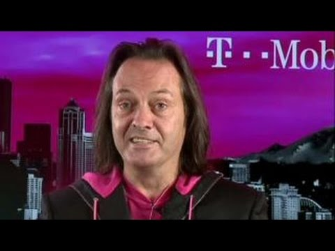 T-Mobile CEO: Business could pop on AT&T, Time Warner merger
