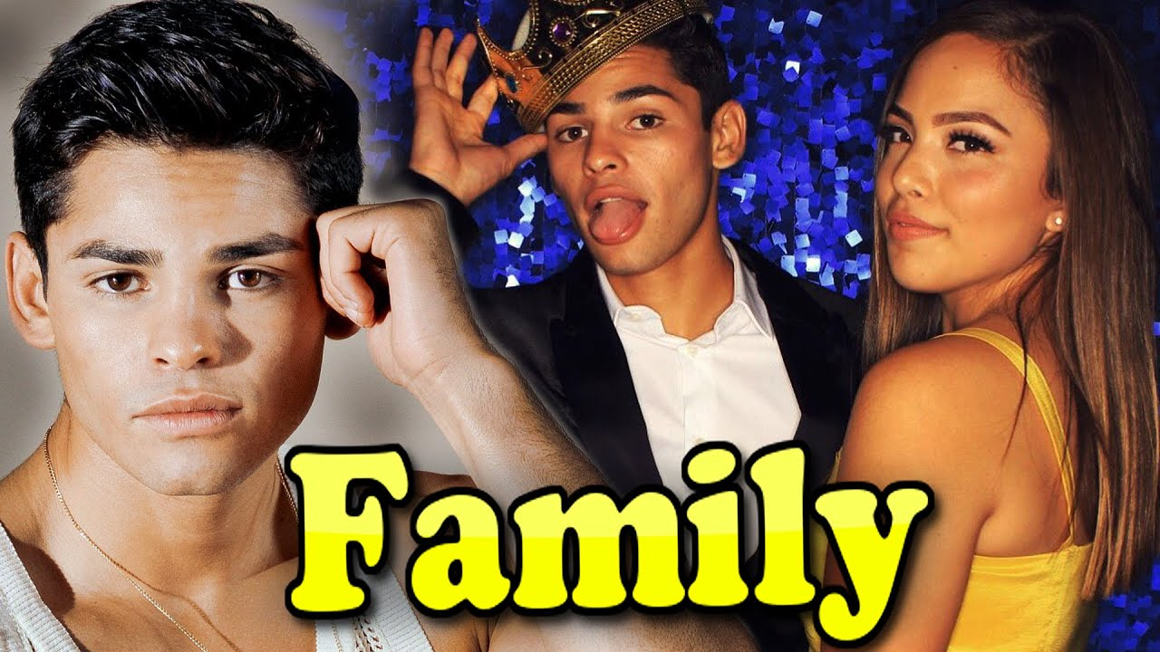 Ryan Garcia Family With Father Mother And Girlfriend Catherina Gamez 2020 Youtube