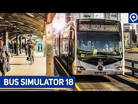 Bus Driver Simulator 2018 (900 Mb) Nasıl İndirilir   Kurulur ?