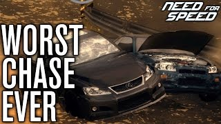 WORST CHASE EVER?! | Need for Speed Undercover #14