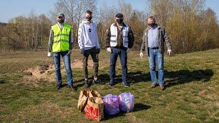 Apel młodzieżowej rady miasta o zbieranie po sobie śmieci