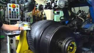 Технология изготовления шины(Большой выбор шин - на нашем сайте http://www.autobam.ru/tyres., 2011-11-23T10:32:43.000Z)