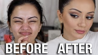 *NEW* YSL ALL HOURS FOUNDATION + FULL FACE OF YSL MAKEUP TUTORIAL Ad