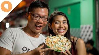 Vietnamese Pizza (Banh Trang Nuong) in Saigon - Christina's Street Feast - #9