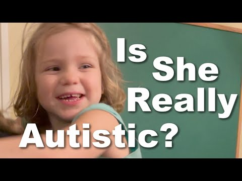 Is Our 4 Year Old Really Autistic? | Answering This FAQ