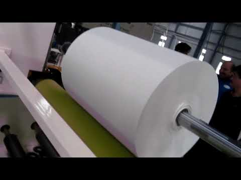 Paper Slitting Machine (Installed in India, Saudi Arabia, USA, Taiwan, Mexico)