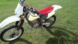 1996 Honda XR250R