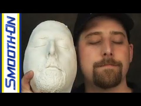 Lifecasting Tutorial How To Make A Mold Of Your Face With